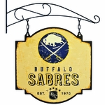 Buffalo Sabres 16 X 16 Metal Tavern / Pub Sign