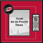 Carolina Hurricanes 8x10 Photo Ticket Frame