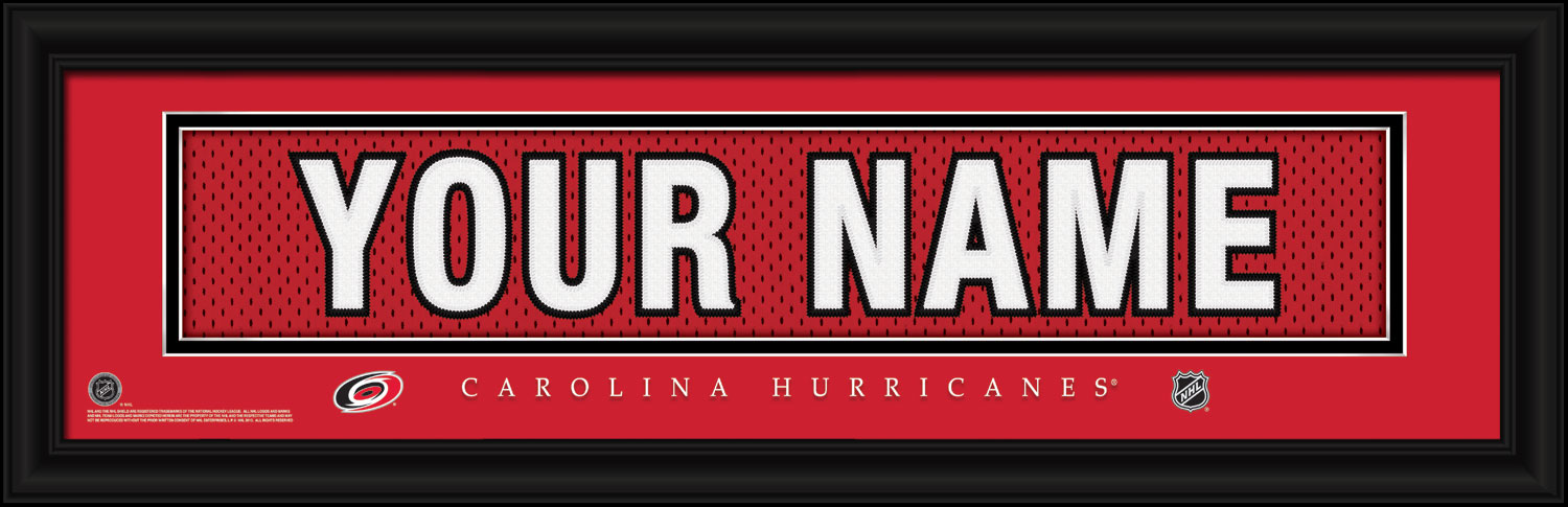 751c74e3291 carolina-hurricanes-personalized-stitched-jersey-nameplate-framed-print -1.jpg