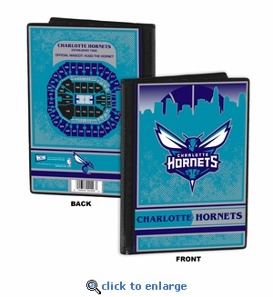 Charlotte Hornets 4x6 Photo Album / Brag Book