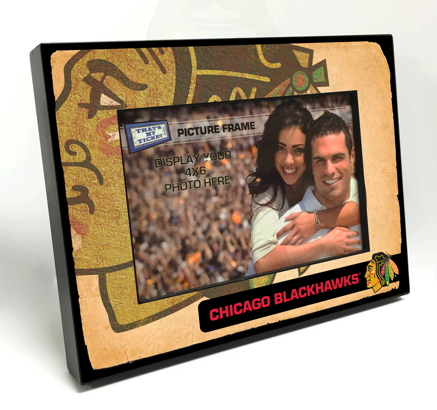 NHL 4x6 Picture Frames
