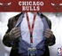 Chicago Bulls NBA Lanyard Key Chain and Ticket Holder - Red