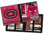 Chicago Bulls Ticket Album
