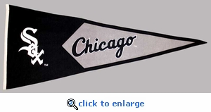 Chicago White Sox Classic Wool Pennant (17.5 X 40.5)