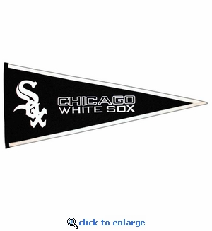 Chicago White Sox Traditions Wool Pennant (13 x 32)