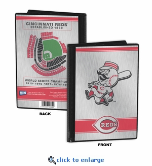 Cincinnati Reds 4x6 Mini Photo Album