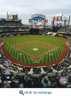 Citi Field Inaugural Game New York Mets 2009 Opening Day 8x10 Photo