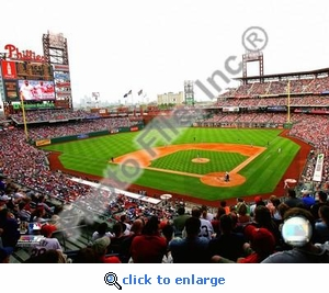 Citizens Bank Park 2008 Philadelphia Phillies 8x10 Photo