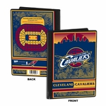 Cleveland Cavaliers 4x6 Photo Album / Brag Book