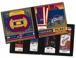 Cleveland Cavaliers Ticket Album