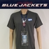 Columbus Blue Jackets Monster Logo Lanyard with NHL Ticket Holder