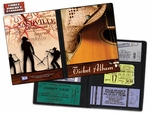 Concert Ticket Album - Country Cover - A Photo Album Designed to Hold Ticket Stubs