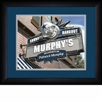 Dallas Cowboys Personalized Sports Room / Pub Print