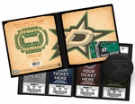 Dallas Stars Ticket Album