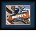 Denver Broncos Personalized Sports Room / Pub Print