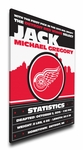 Detroit Red Wings Personalized Canvas Birth Announcement - Baby Gift