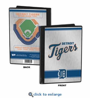 Detroit Tigers 4x6 Mini Photo Album
