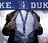 Duke Blue Devils NCAA Lanyard Key Chain and Ticket Holder