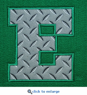 Eastern Michigan Eagles Heritage Wool Banner (8 x 32)