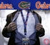 Florida Gators NCAA Lanyard Key Chain and Ticket Holder - Blue
