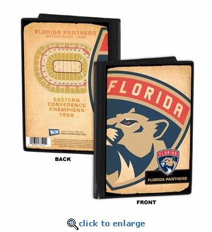 Florida Panthers 4x6 Photo Album / Brag Book