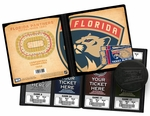 Florida Panthers Ticket Album