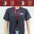 Florida State Seminoles NCAA Lanyard Key Chain and Ticket Holder