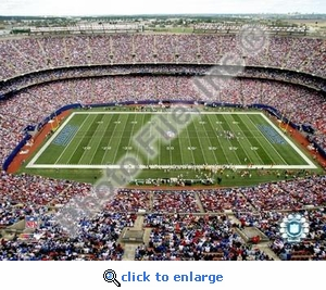Giants Stadium 2007 8x10 Photo