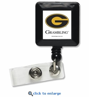 Grambling State Panthers Retractable Ticket Badge Holder