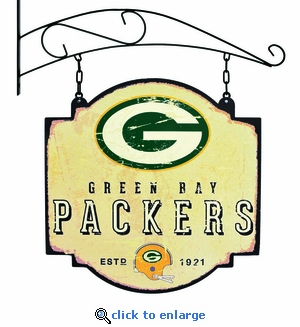 Green Bay Packers 16 X 16 Metal Tavern / Pub Sign