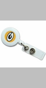 Green Bay Packers Retractable Ticket Badge Holder