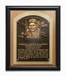 Harmon Killebrew Baseball Hall of Fame Plaque Framed Print - Minnesota Twins