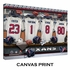Houston Texans Personalized Locker Room Print