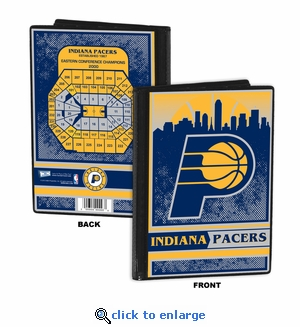 Indiana Pacers 4x6 Photo Album / Brag Book