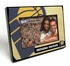 Indiana Pacers Black Wood Edge 4x6 inch Picture Frame