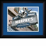Indianapolis Colts Personalized Sports Room / Pub Print