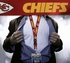 Kansas City Chiefs NFL Lanyard Key Chain and Ticket Holder - Red