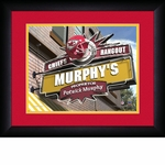 Kansas City Chiefs Personalized Sports Room / Pub Print
