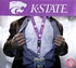 Kansas State Wildcats NCAA Lanyard with Ticket Holder