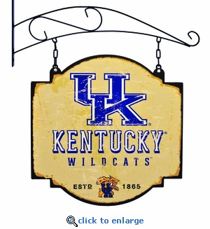 Kentucky Wildcats 16 X 16 Metal Tavern / Pub Sign