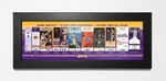 Kobe Bryant Tickets to History Framed Print - Los Angeles Lakers