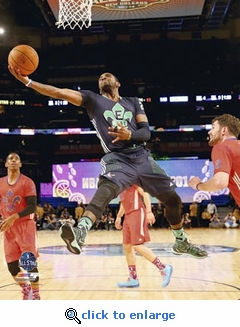 Kyrie Irving 2014 NBA All-Star Game MVP 8x10 Photo - Cleveland Cavaliers