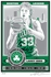 Larry Bird Sports Propaganda Handmade LE Serigraph - Boston Celtics