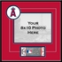 Los Angeles Angels 8x10 Photo Ticket Frame