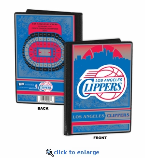 Los Angeles Clippers 4x6 Photo Album / Brag Book