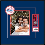 Los Angeles Clippers 8x10 Photo Ticket Frame