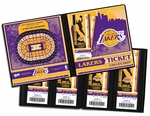 Los Angeles Lakers Ticket Album