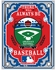 Major League Baseball Sports Propaganda Handmade Serigraph