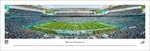Miami Dolphins 50 Yard Line at Hard Rock Stadium - Panoramic Photo (13.5 x 40)