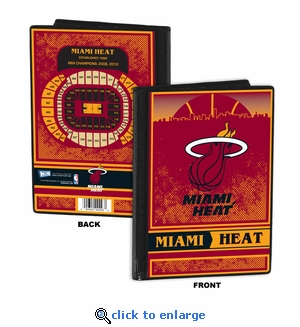 Miami Heat 4x6 Photo Album / Brag Book